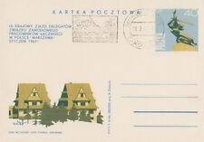 Poland postmark ZAKOPANE - mountain shelter MORSKIE OKO