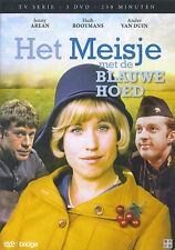 Het meisje met de blauwe hoed (met André Van Duin & Jenny Arean) (3 DVD)