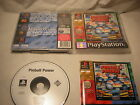 Playstation 1 PINBALL POWER PS1 PS2 2