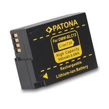 Bateria Panasonic DMW-BLC12 BLC12E Lumix DMC-GH2 GH2H GH2K G5 G5K G5X G5W FZ200