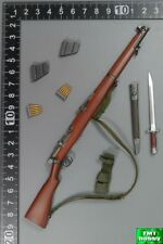 1:6 Scale BBI 21172 WWII British Pacific War - Lee Enfield 303 Rifle Set