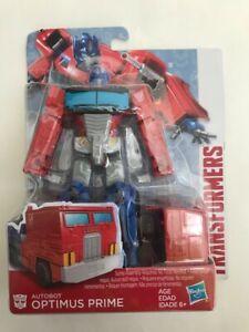 Hasbro Transformers Authentics Heroic Autobot Leader Optimus Prime