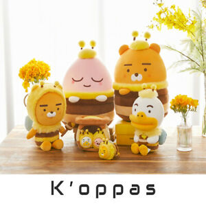 Official Kakao Friends Cute Plush Pillow Cushion Doll Key Chain 100% Authentic