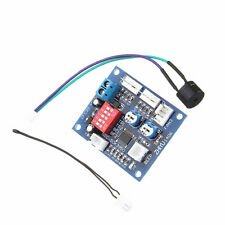 NEW DC 12V PWM PC CPU Fan Temperature Control Speed Controller Board 5*4.3cm