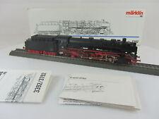 Märklin 3392 Dampflok Br 41 334-4 der DB in schwarz mit Originalverpackung
