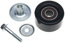 Drive Belt Idler Pulley-DriveAlign Premium OE Pulley Lower,Upper Gates 36174