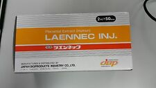 Japan Laennec JBP Whitening Be Young Again New in Box 2ml x 50