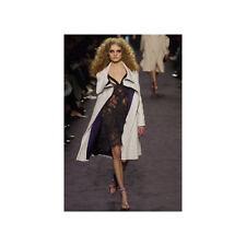 Tom Ford YSL  Blush corset coat 2003 runway Yves saint Laurent F38