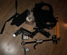 Steadycam Magic Arm 6000 and Flycam 6000 plus vest