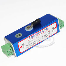 New 12V Low AC/DC Power Surge Protector Device Lightning Arrester (FSPD-P01A) UK