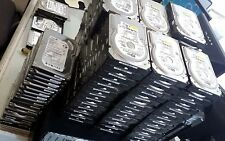 Lot of 102 SATA Hard Drive @ 80/40GB, WD, Seagate, Hitachi, Maxtor & Samsung