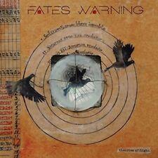 FATES WARNING - THEORIES OF FLIGHT   CD NEW+
