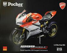 Pocher Ducati 1299 Panigale S Anniversario Superbike 1/4 Motorcycle Kit HK110