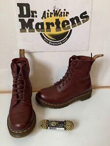 Dr. Martens 1460 Pascal Leather Boots Size UK 3 EU 36