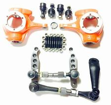 GM/CHEVY/FORD/JEEP DANA 44 COMPLETE 1-TON CROSSOVER HIGH STEER KIT-W/ KNUCKLE
