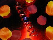 Feng Shui DNS Spirale Glas mit Kugel Glasspirale