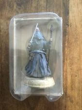Eaglemoss The Hobbit Collection Figure GANDALF THE GREY Rare Lord Of The Rings