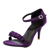 Ladies party High Heels Elegant Shoes Ankle Strap Evening Sandals Size 0-8 TATA