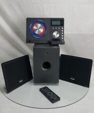 TEAC MC-DX32i AM-FM/CD PLAYER/iPOD DOCK HI-FI STEREO MICRO SYSTEM W/ REMOTE
