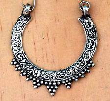 Afghan Kuchi Tribal Earring Gypsy Hoop Ethnic Jewelry Bohemian Boho Ethnic Dance