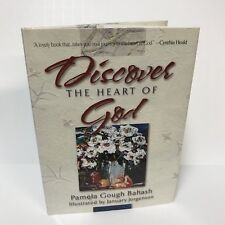 Discover The Heart Of God by Pamela Gough Bahash Christian Womens Bible Study