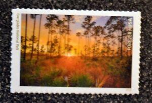 2016USA #5080l Forever - National Parks Centennial Everglades National Park Mint