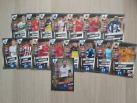 Match Attax 101 2020 Full set of MEGA TIN EXCLUSIVE cards MS1 - MS15 + LE4G