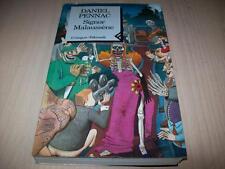 DANIEL PENNAC-SIGNOR MALAUSSENE-I CANGURI FELTRINELLI-1995 OTTIMALE!!