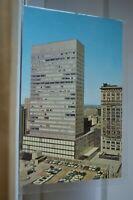 C 1960 First National Bank Building Minneapolis Minnesota Postcard