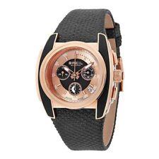 Orologio Chrono Donna BREIL BW0455 Cassa Acciaio Cinturino Pelle Swiss Made