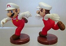 Furuta Choco Party Super Mario Puzzle Figure Fire Mario Chase Secret Rare