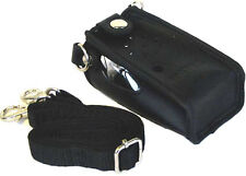 MITEX LEATHER CASE FOR MITEX GENERAL, PMR446, SECURITY HANDHELD TWO WAY RADIOS