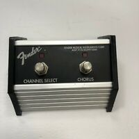 Fender 2-Channel Select/Drive Guitar Effects Footswitch