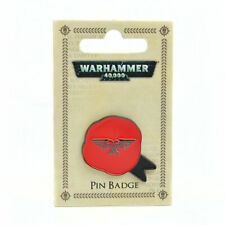 Warhammer 40K Space Marine Purity seal enamel pin badge (Official Merch)