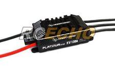 HOBBYWING Platinum 130A HV OPTO V4 RC Brushless Motor ESC Speed Controller SL092