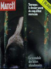 PARIS MATCH N° 1163 CLAUDIA CARDINALE IRLANDE MERCENAIRE STEINER ALBANIE 1971
