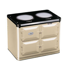 Aga - Cream Oven Tin  - Biscuit Tin - 185 x 125 x 145mm