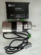 180w Dc 36v Brushless Servo Motor With Motor Driver Cnc Kit 3000rpm Acs606