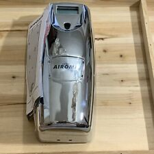 Airoma Automatic Air Freshener Dispenser 1 Each Refill not Included New Silver