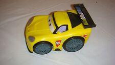 Jeff Gordon Cars 2 fisher price SHAKE n GO retired RARE Jeff Gorvette