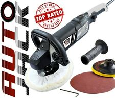 Professional 180mm Rotary Car Polisher Buffer Sander Polishing Waxing Kit 240v