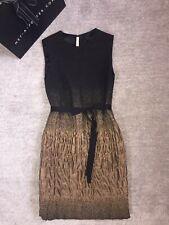 Stunning 1450 GBP PRADA jacquard dress IT size 38/Int XS/UK 6/US 2 immaculate