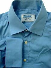 Charles Tyrwhitt Camisa Para Hombres 15.5 M Azul