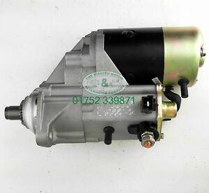 BOBCAT 2.5KW STARTER MOTOR S1387