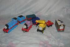 Thomas Tank Engine Die-cast Train Lot Rosie, Rocky, Kevin Hook, Gordon, Tenders