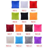 Throw Fur Fluffy Sofa Pillow Soft Plush Luxury Cushion Cover Home Decor Gift