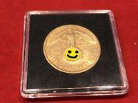 5 Reichsmark 1937, 1938, 1939 HK - 24 Karat vergoldet Drittes Reich Münze Coin