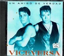 Viceversa Un Amigo de Verdad    BRAND  NEW SEALED  CD