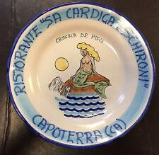 PIATTO DEL BUON RICORDO RISTORANTE SA CARDIGA E SU SCHIRONI CAPOTERRA 1997 11/18
