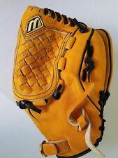 "Mizuno GEX 1000 RHT Baseball Softball Glove Leather 11"" Tartan Web Youth"